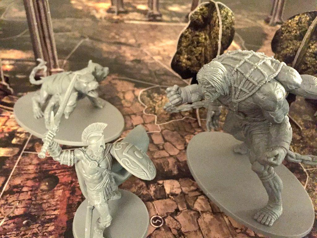 Mythic Battles skirmish
