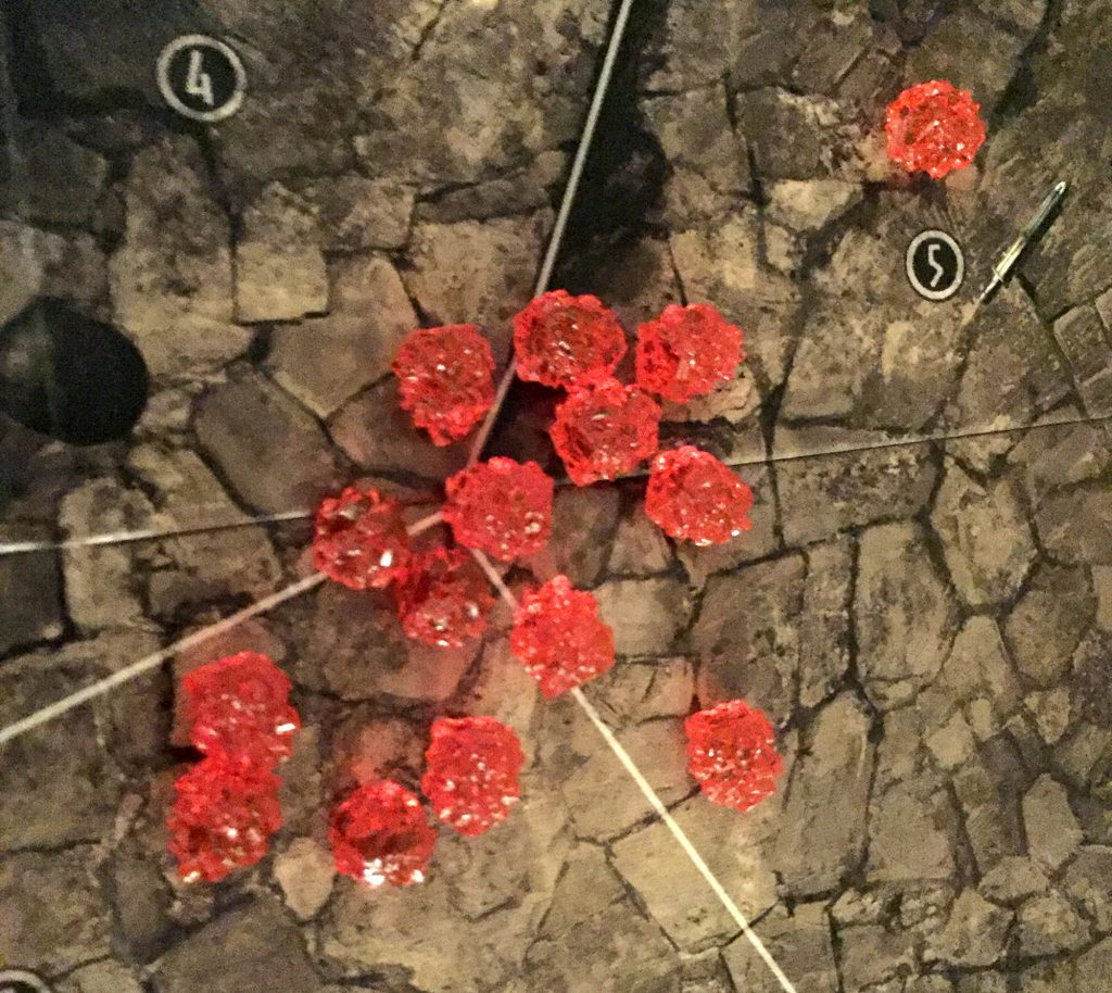 Omphalos crystals