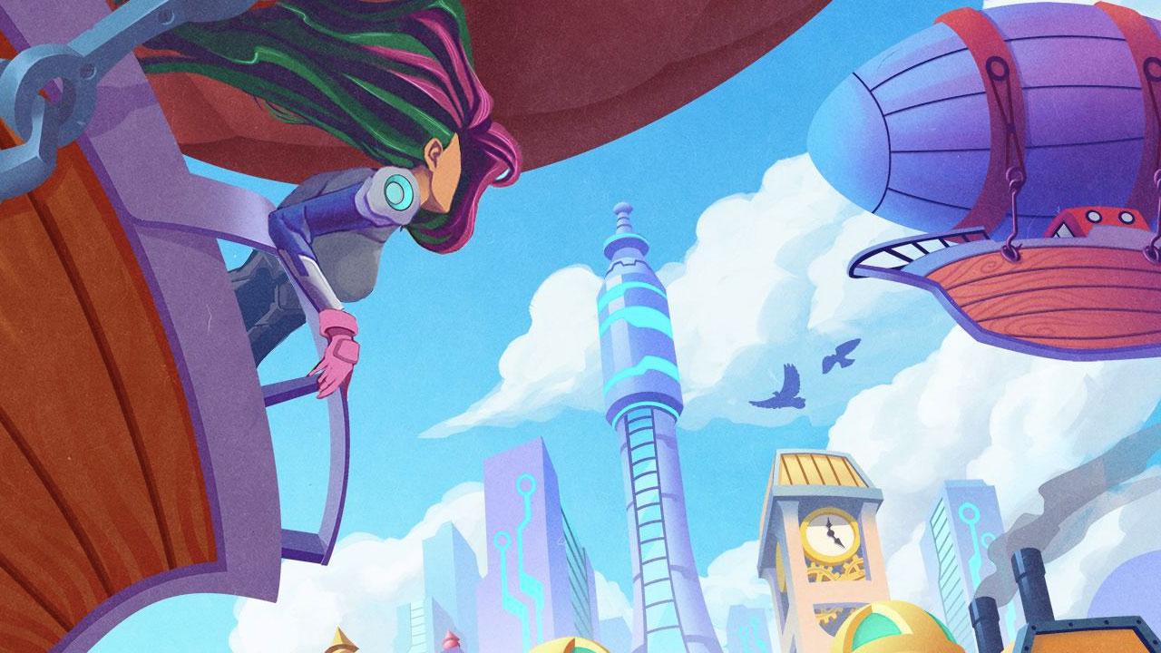 Skyward review header