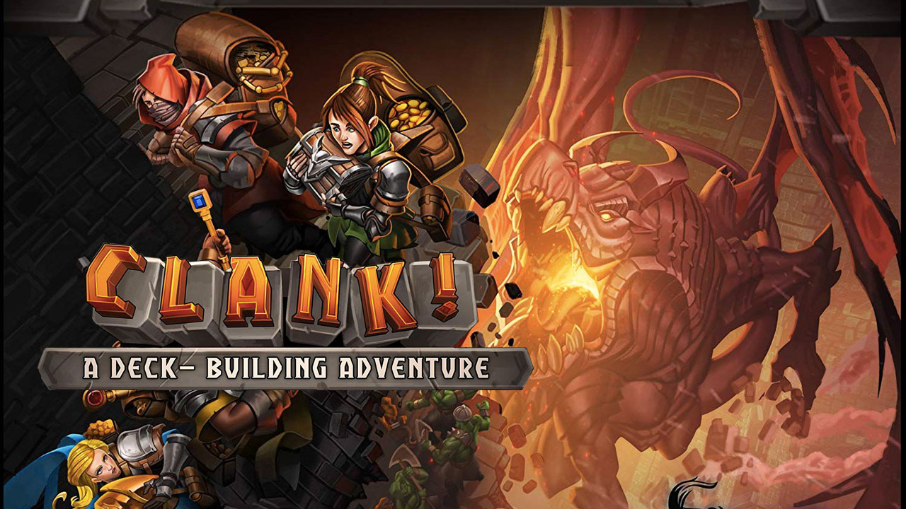 Clank! review header