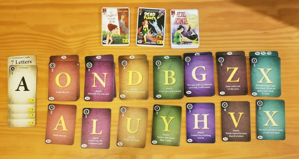 Board Game Step Ladder - Wordplay | Meeple Mountain