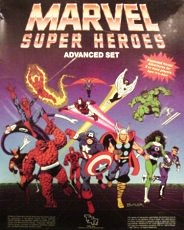 Marvel Super Heroes - Classic RPG - True Super Hero Legends