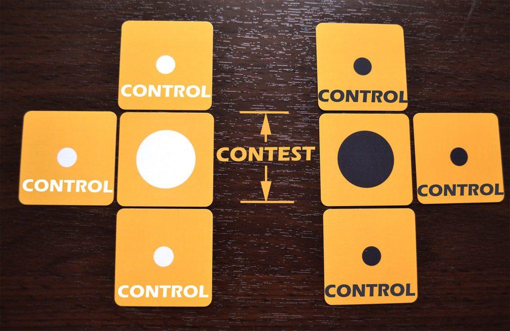 Kuzushi control vs contest