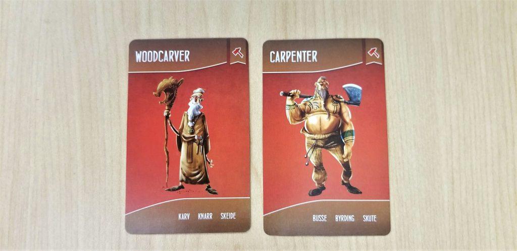 Craftsmen cards
