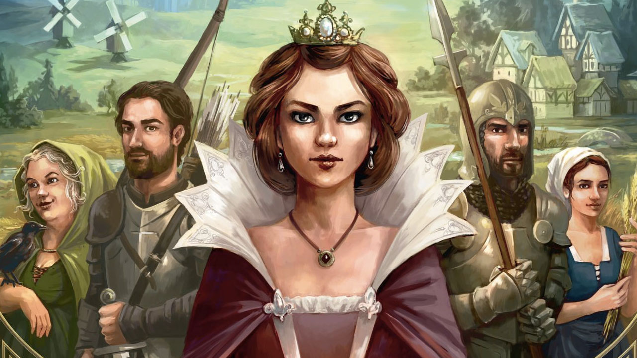 Majesty: For the Realm review header