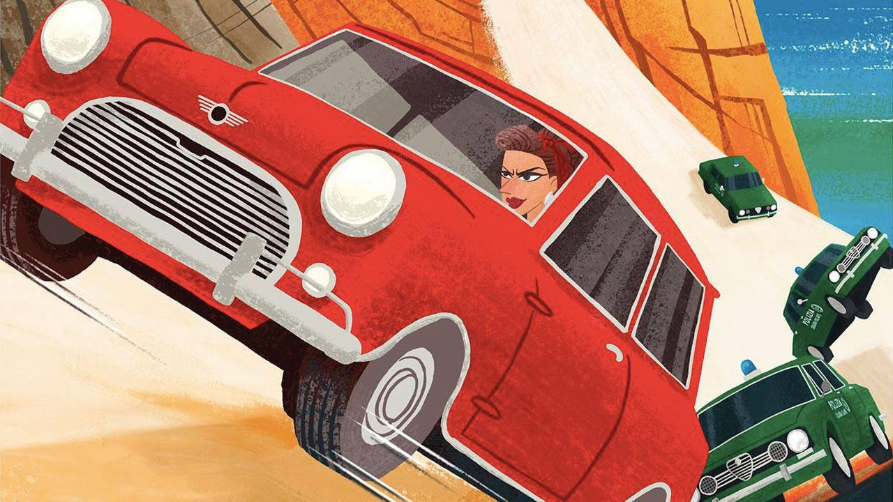 Getaway Driver review header