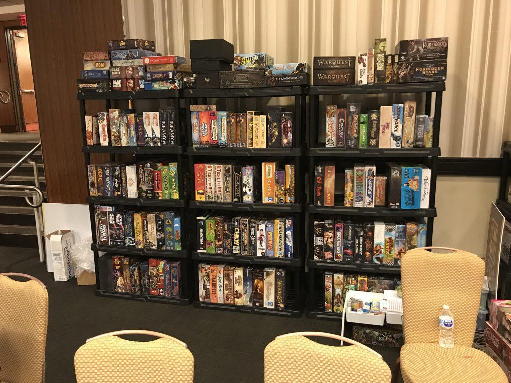 CMON Expo library