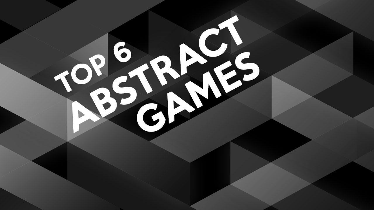 Top 6 Abstract Games header