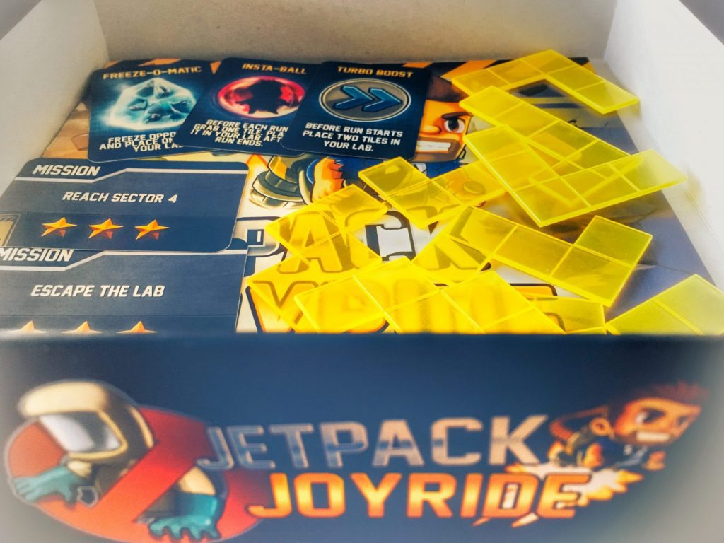 Jetpack Joyride removed components