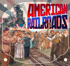 American Railroads expansion cover