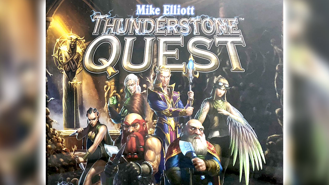 Thunderstone Quest review header