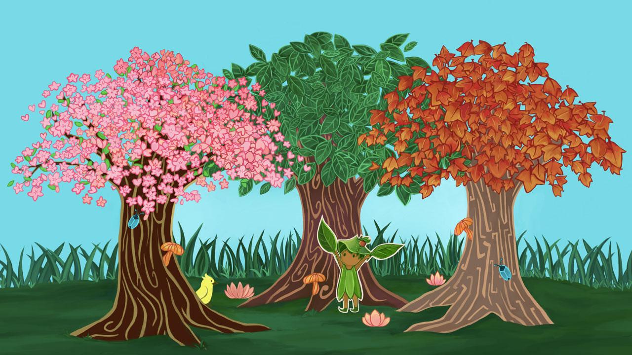 Tiny Trees review header