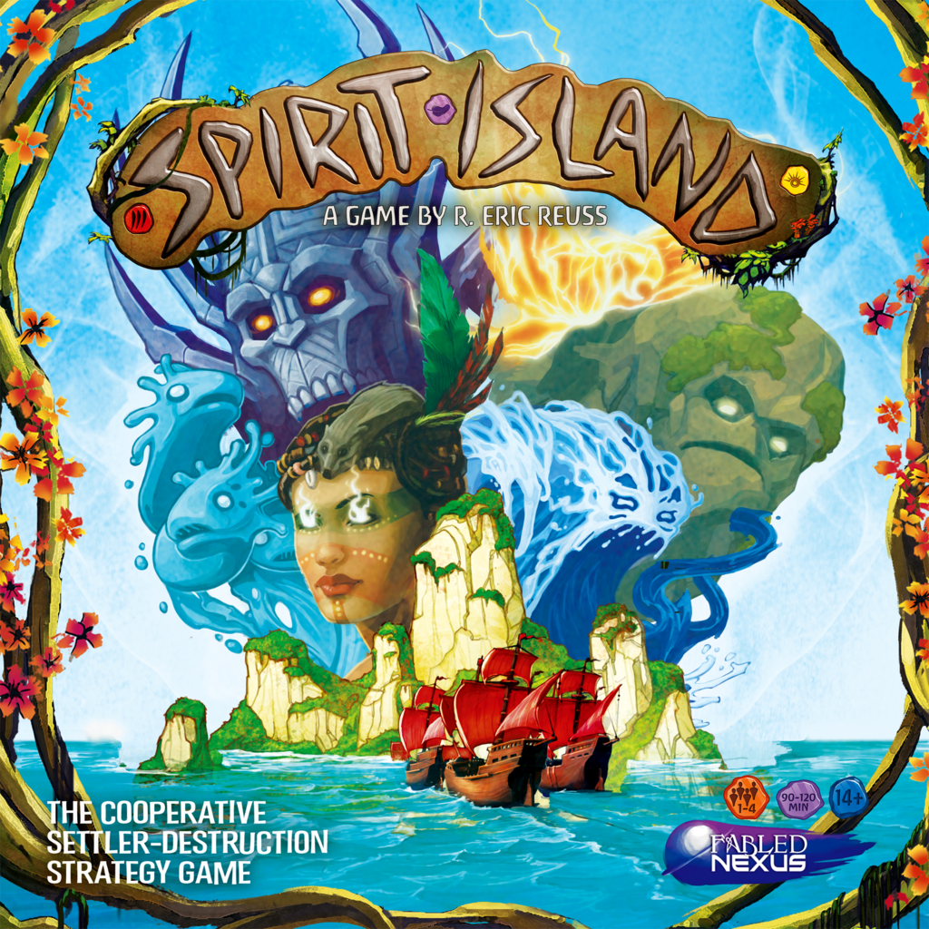 Spirit Island Cover Artwork
