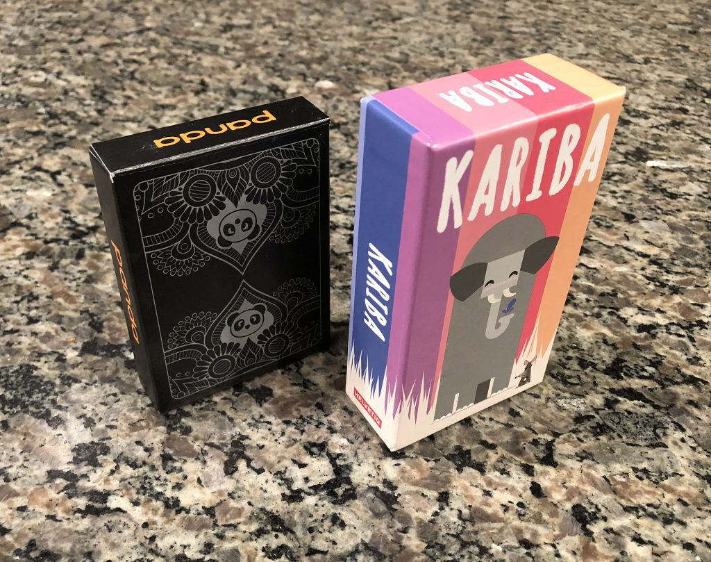 Kariba box comparison