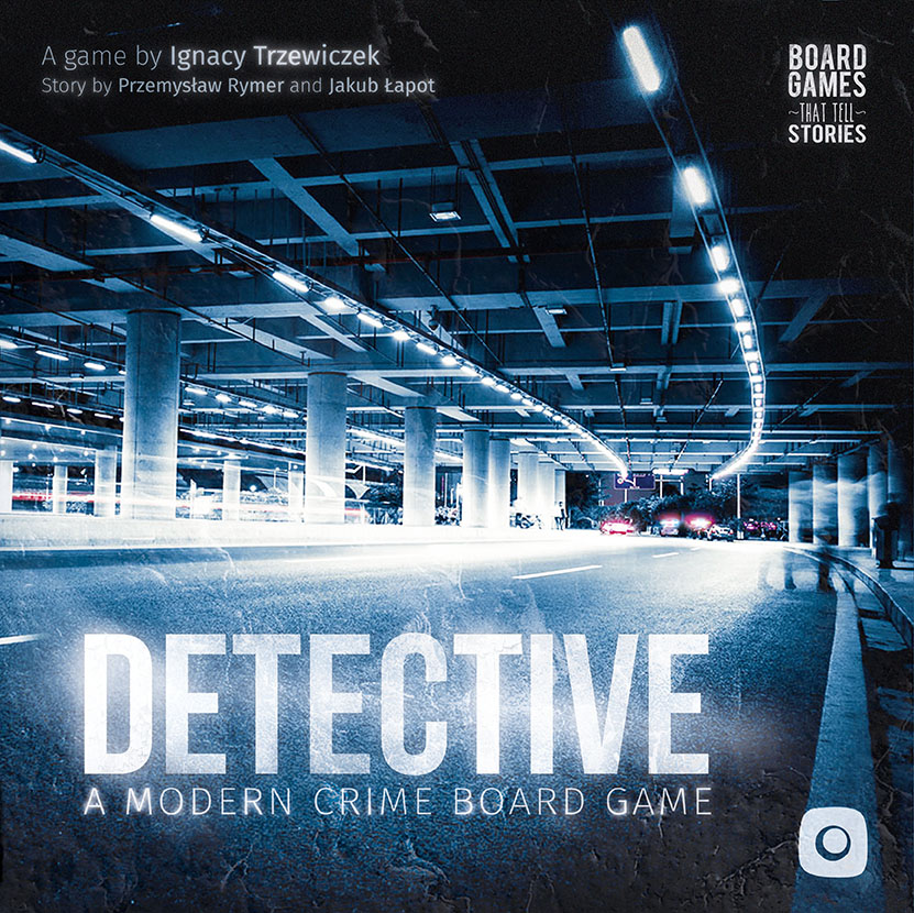 Detective Modern Crime Artwork