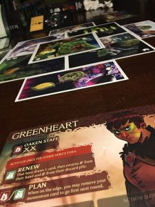 Greenheart hero