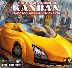 KanbanL Drivers Edition