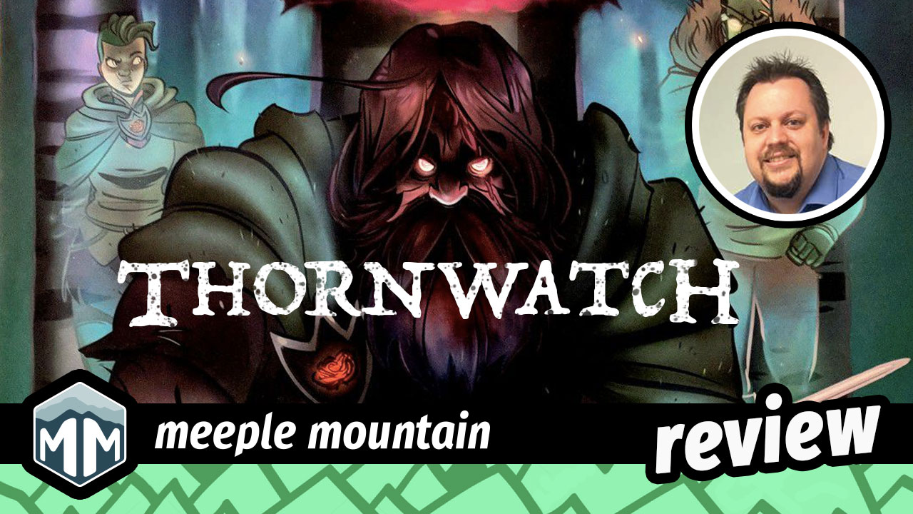 Thornwatch Review - A Dispatch From the Depths of the Eyrewood | Meeple Mountain image