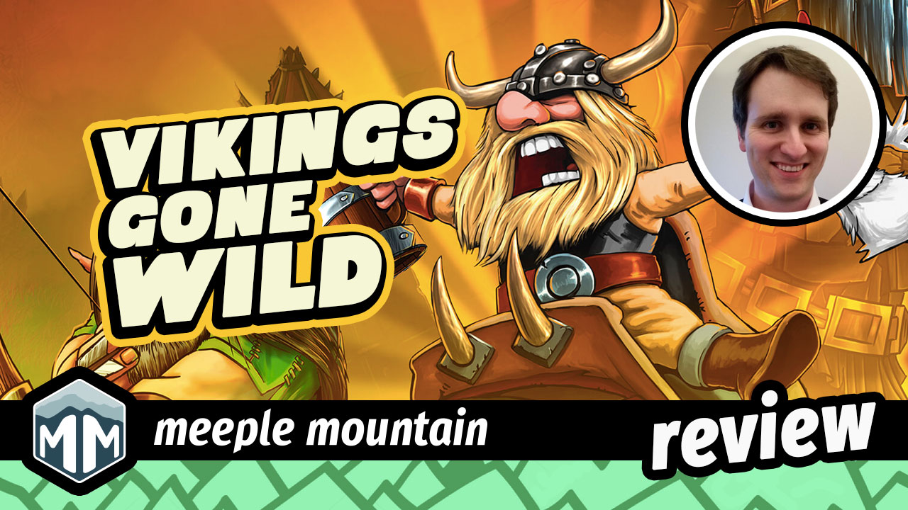 Vikings Gone Wild Review – Wildly Entertaining | Meeple Mountain image