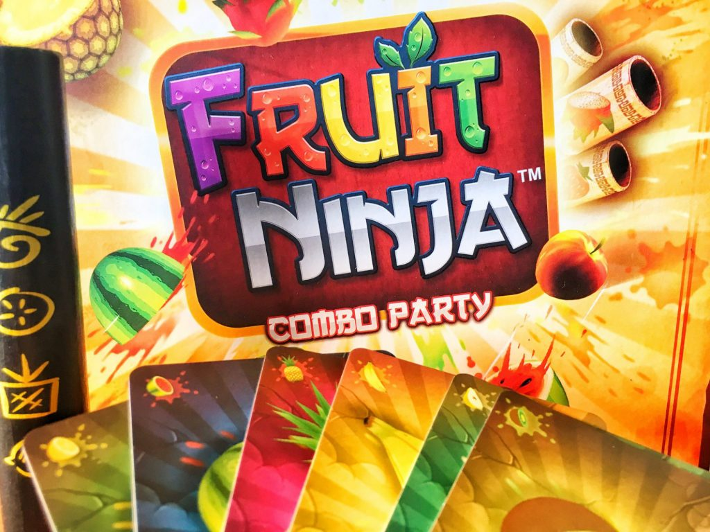 Fruit Ninja: Combo Party Review - Any Way You Slice It | Meeple Mountain