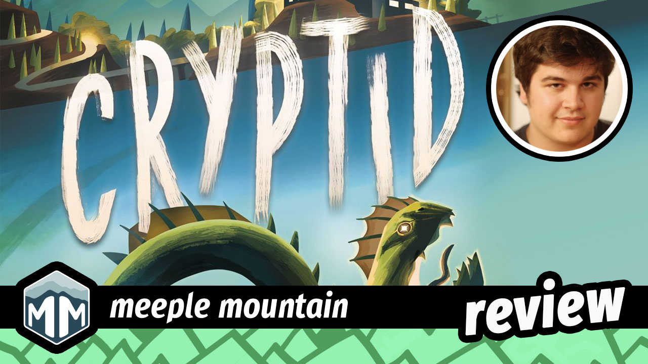 Where in the World is El Chupacabra? - Cryptid Review | Meeple Mountain image
