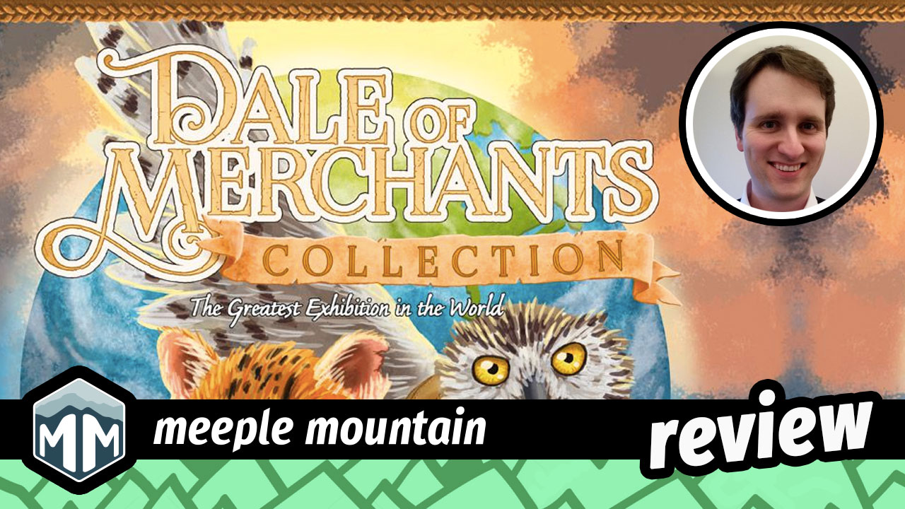 Dale of Merchants Collection Review – One for the Collection   Meeple Mountain image