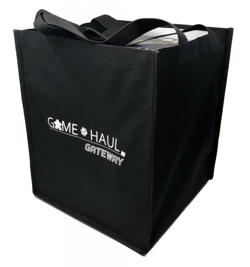 Game Haul: Gateway tote