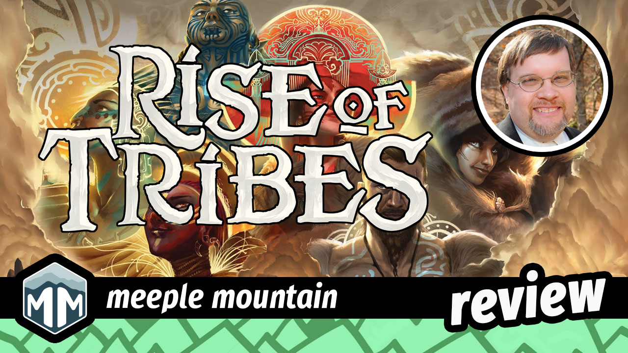 Rise of Tribes Review - Grow Into Greatness | Meeple Mountain image
