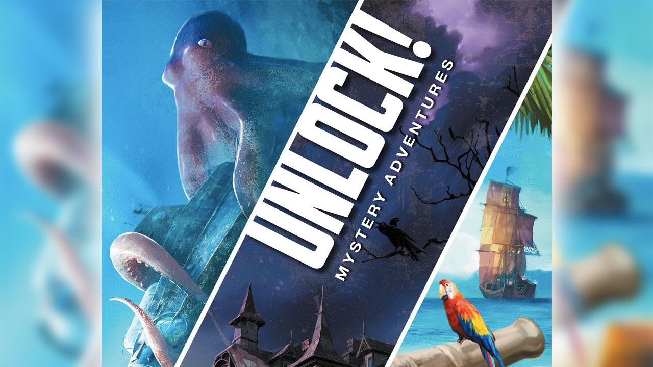 Unlock! Mystery Adventures review header