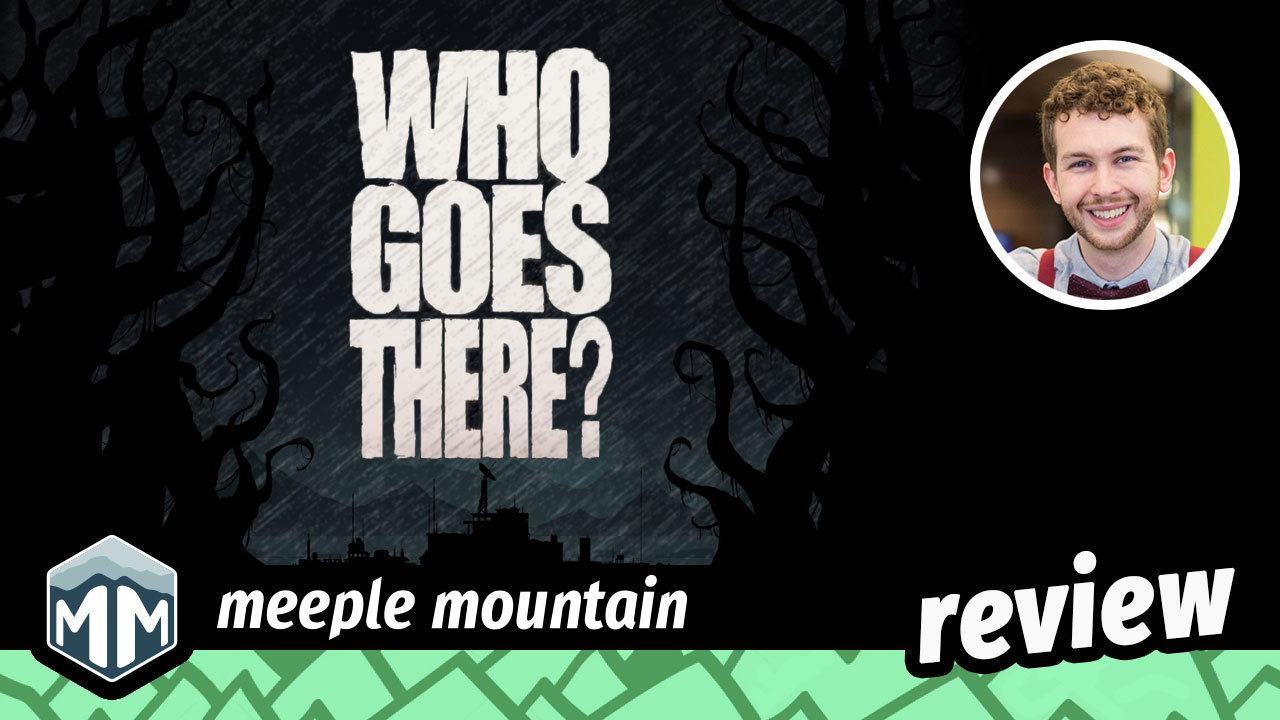 Who Goes There? - An Infectiously Good Time | Meeple Mountain image