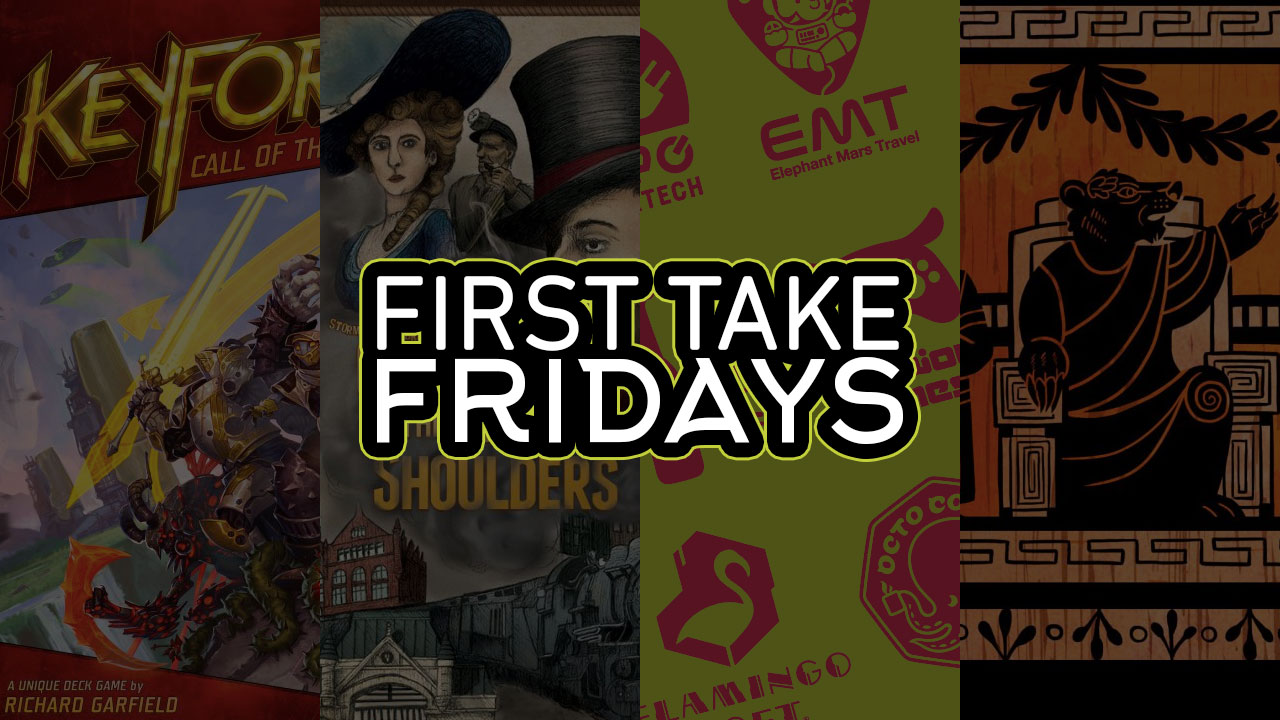 First Take Fridays - Forging a Key Startup in the Big City of Rome header