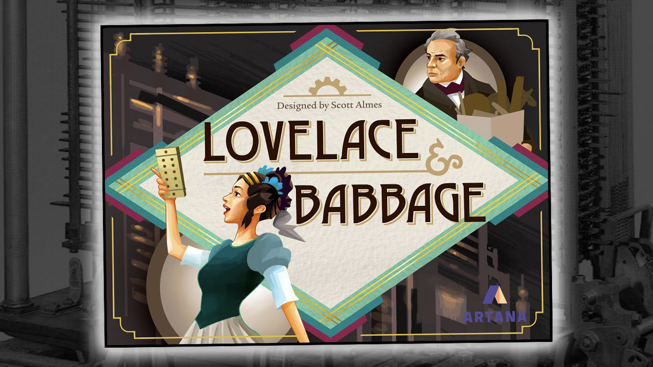 Lovelace and Babbage Review header