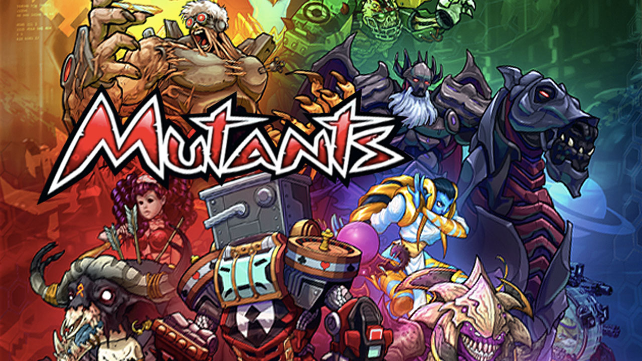 Mutants review header