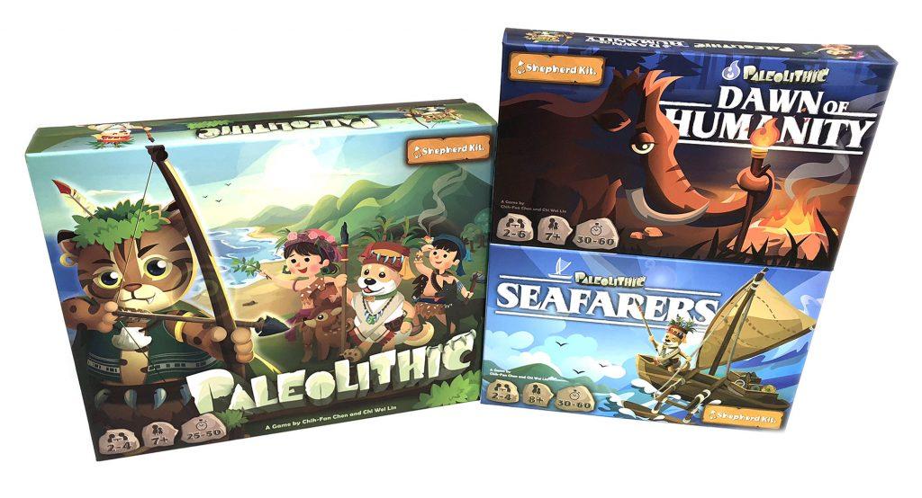 Paleolithic boxes