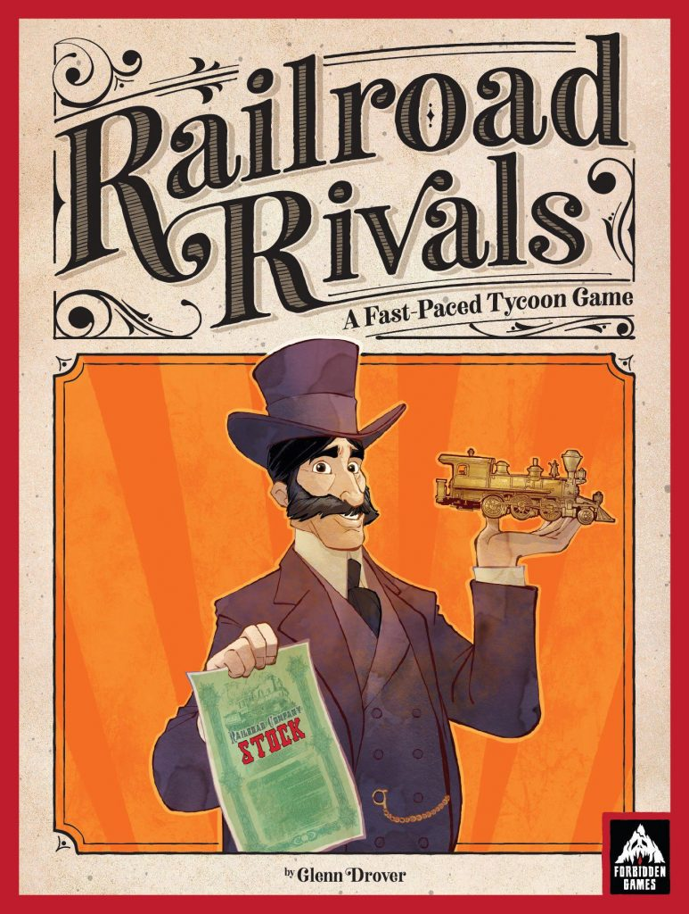 Railroad Rivals cover