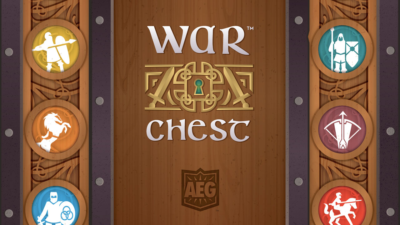War Chest Review - Chess Reimagined | Meeple Mountain image