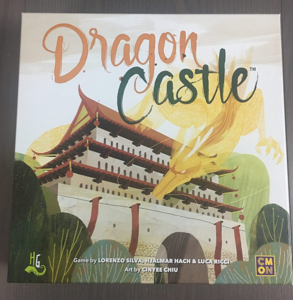 Dragon Castle cover art