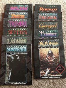 Clan books