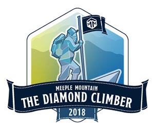 2018 - The Diamond Climber Award