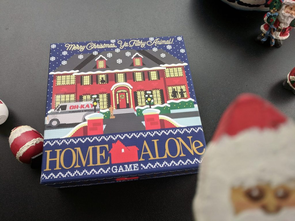 Home Alone Box