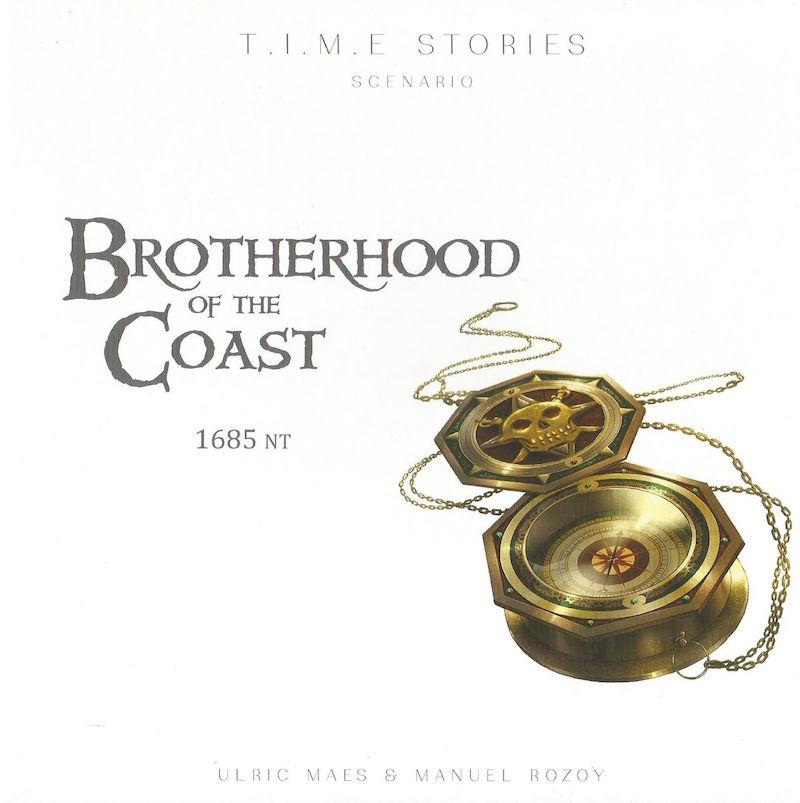 Brotherhood of the Coast cover