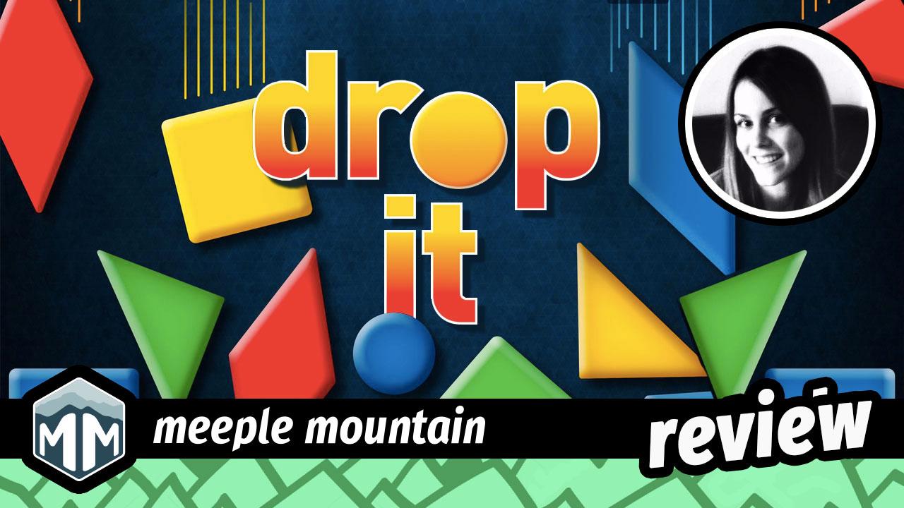 Drop It Review - Circles, Squares, Rhombi, Oh My image