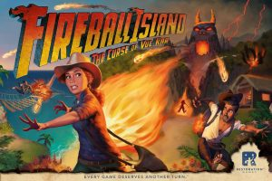 Fireball Island: The Curse of Vul-Ka