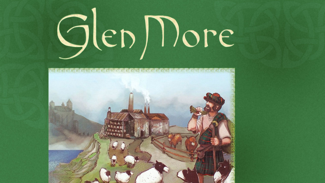 Glen More review header