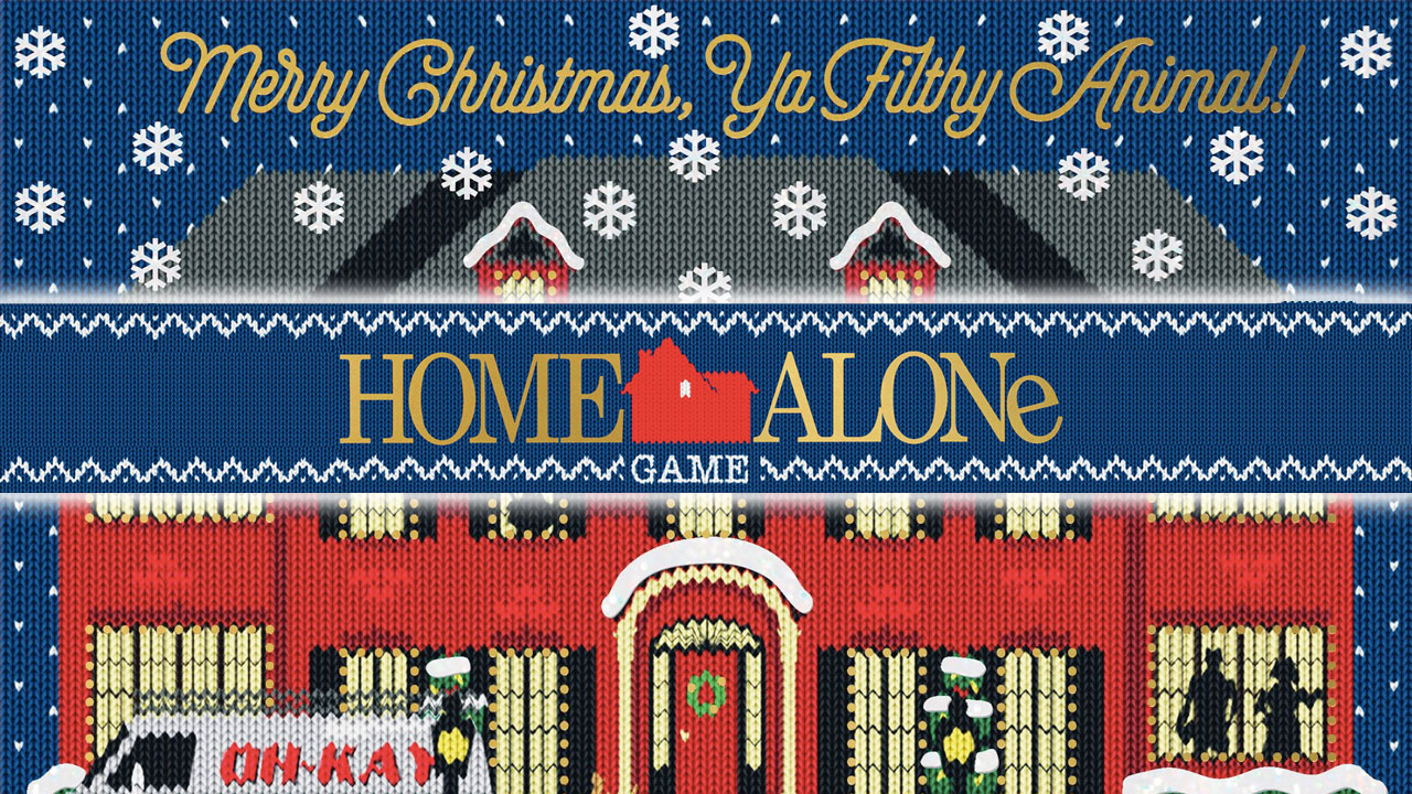 Home Alone Game review header