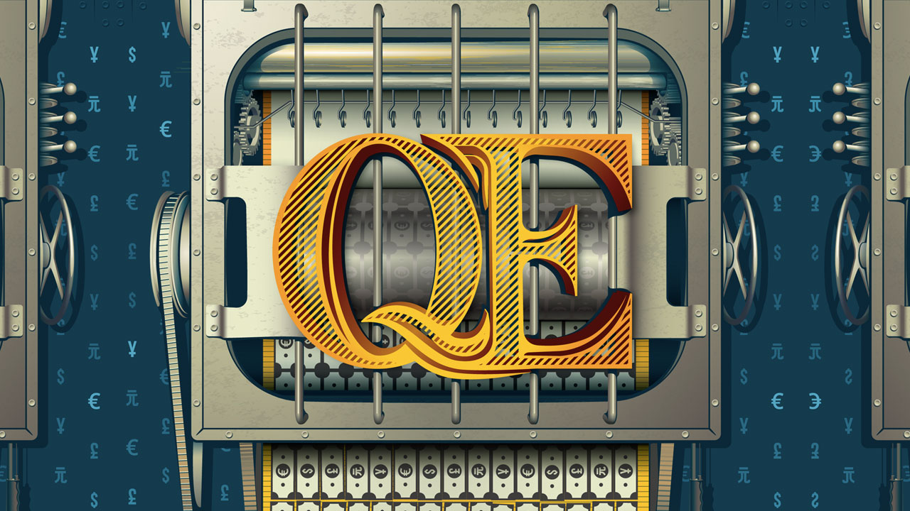Q.E. Review - Print all the Money | Meeple Mountain image