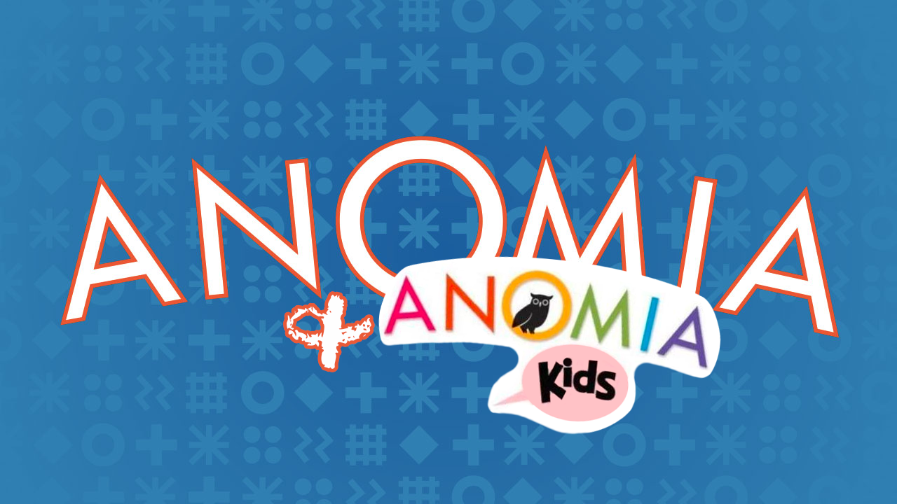 Anomia & Anomia Kids review header