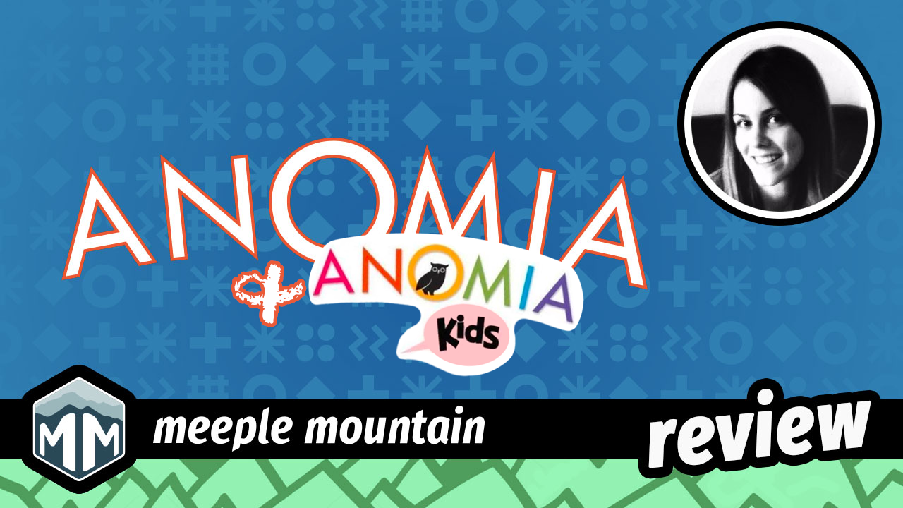 Anomia and Anomia Kids Review – Total Word Recall image