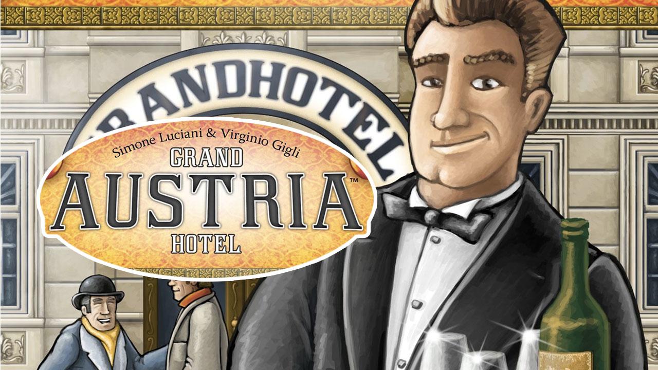 Grand Austria Hotel review header