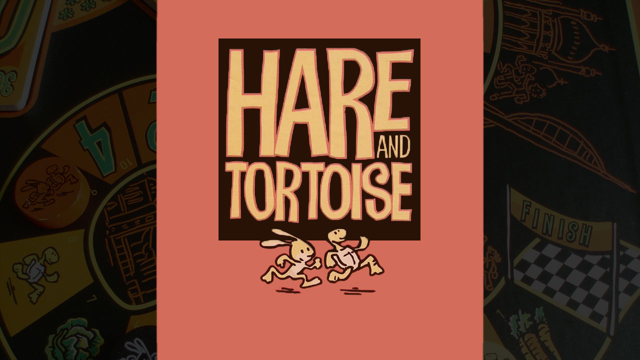 Hare and Tortoise review header